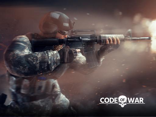 Code Triche Code of War: Shooter Online APK MOD screenshots 6