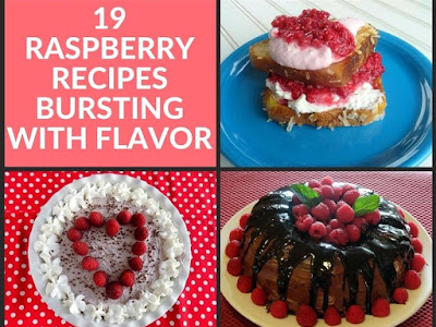 19 Raspberry Recipes Bursting With Flavor