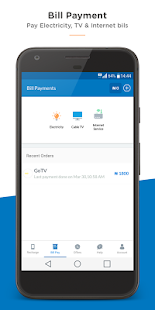 Recharge, Data & Bill Payments- screenshot thumbnail