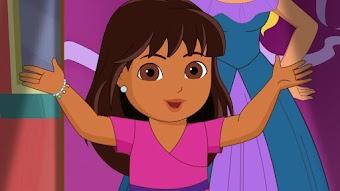 Dora à l'Opéra de Playa Verde