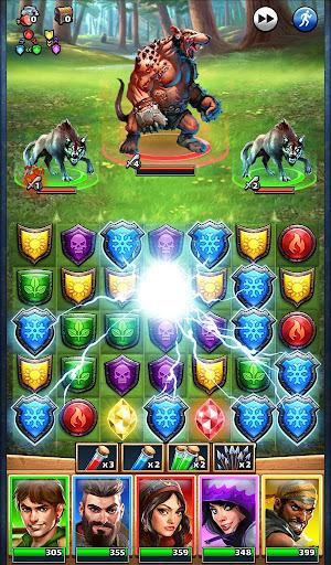 Empires & Puzzles: Epic Match 3 28.1.0 screenshots 20