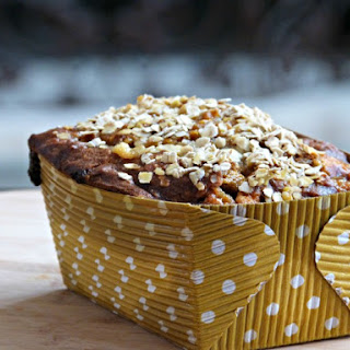 White Chocolate Pumpkin Oat Bread (Gluten-Free) Recipe