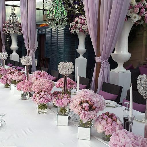 Банкетный зал в ресторане Бабель для свадьбы