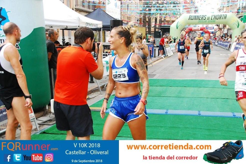 Marta Cambra Porcel del C.a. Sollana