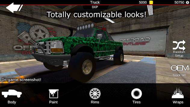 Offroad Outlaws apk screenshot