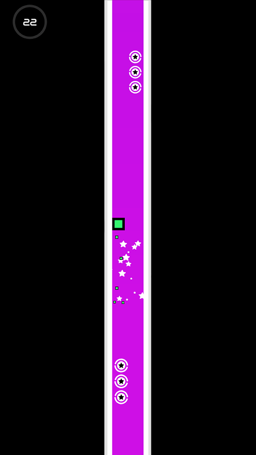 FATAL - Fast High Score Chase- screenshot
