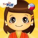 Abakada Alphabet: Learn Tagalog for Kids icon