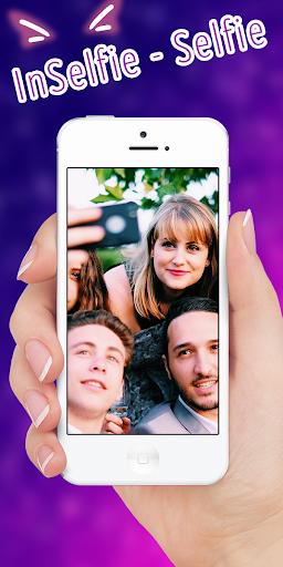 Inselfie - Selfie Editor Photo Effects 0.1 screenshots 2