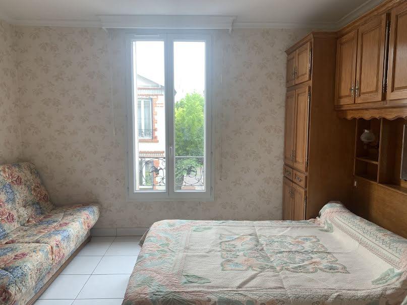 Location meublée studio 1 pièce 28 m² à Gentilly (94250), 880 €