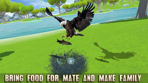 Golden Eagle Survival Simulator: Fish Hunting 3D 1.2 screenshots 3