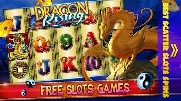 screenshot of Free Slots: 88 Fortunes - Vegas Casino Slot Games!