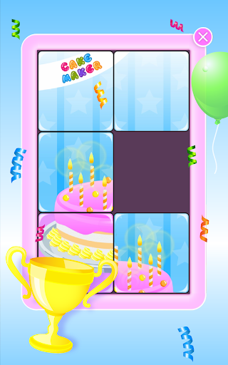 Cake Maker - Cooking Game apkpoly screenshots 11