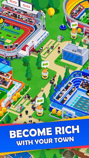 Idle Sports City Tycoon - Create a Sports Empire 0.8.2 screenshots 4