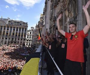 Geen plaats meer voor Vermaelen bij Barça, en dus duikt de naam van de Rode Duivel op bij twee opvallende clubs