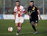 Gregory Dufer signe à Liège pour deux saisons