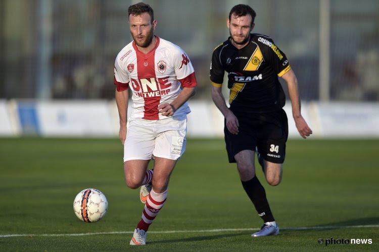 L'Antwerp libère plusieurs joueurs dont un certain Greg Dufer