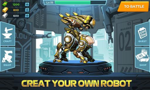 Robots Vs Zombies 2