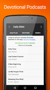 Daily Bible- screenshot thumbnail