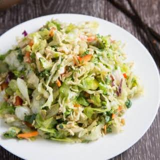 Ramen Noodle Chinese Chicken Salad.