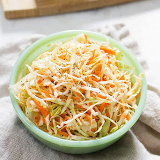 Apple Cider Vinegar Coleslaw Dressing Recipes