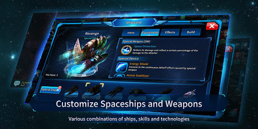 Clash of Stars: Strategy Space Game 3.2.1 screenshots 2
