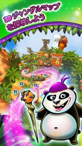玩免費休閒APP|下載タンブル・ジャングル - ザ・マッチ3・クエスト app不用錢|硬是要APP