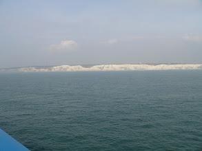 Photo: Anglia coraz bliżej.