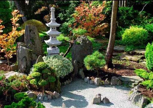 小日本花園