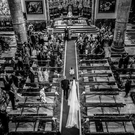 Wedding photographer Santi Garcia rodriguez (santigarciar). Photo of 20.12.2017