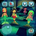 Mermaid Craft: Ocean Princess. Sea Adventure Games icon