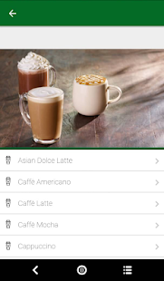Starbucks Menu MY