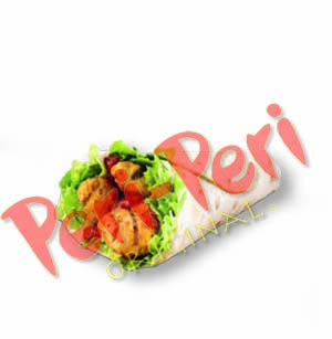 C. Peri-Peri Chicken Wrap