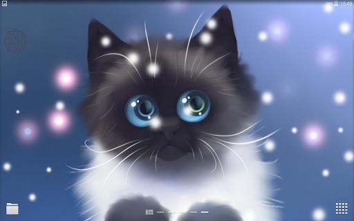 Christmas Kitten скачать на планшет Андроид