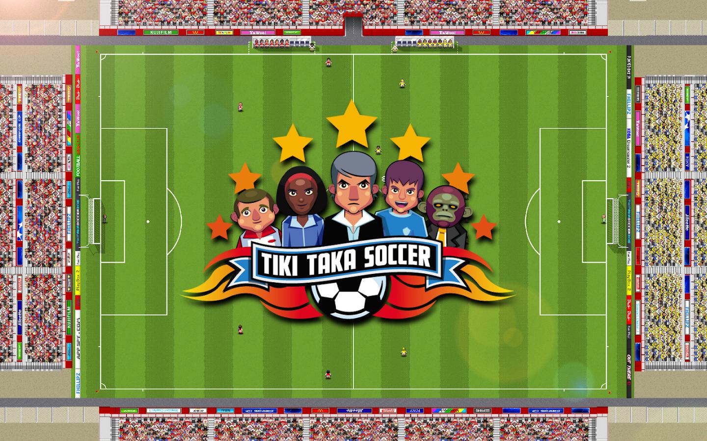 Tiki Taka Spiel