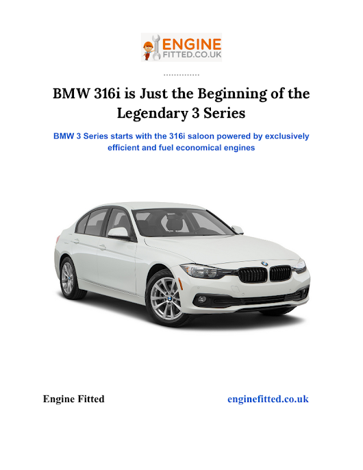BMW 316i is Just the Beginning of the Legendary 3 Series