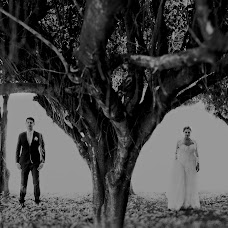 Wedding photographer Hugo Alemán (alemn). Photo of 18.10.2016