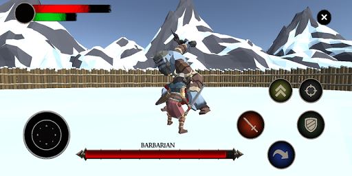Code Triche Battle Of Polygon Warriors APK MOD screenshots 2