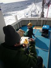 Photo: こちらは「カレーラーメン」 ・・・とにかく魚、食いません。