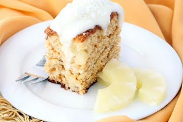 Summer Pineapple Cake