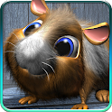 Talking hamster. icon