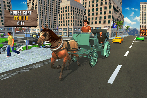 Flying Horse Taxi City Transport: Horse Games 2020 2.2 screenshots 4
