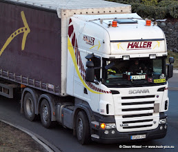 Photo: HALLER R 500      -----> just take a look and enjoy www.truck-pics.eu