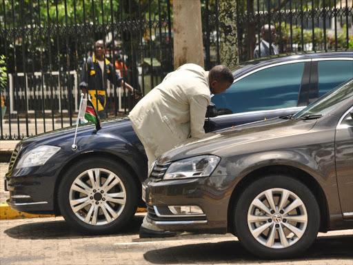 Image result for mp's car grant kenya