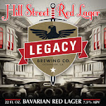 Hill Street Red Lager