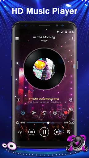 PC u7528 Music Player - Audio Player & Powerful Equalizer 1