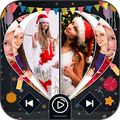 Christmas HD Video Maker With Music