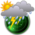 Rain Radar Israel icon