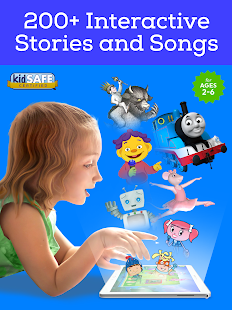 Speakaboos: Stories for Kids- screenshot thumbnail