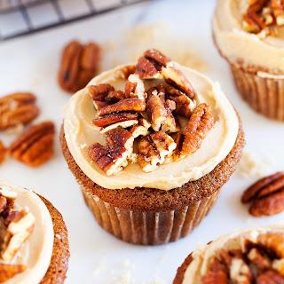 Sprinkles Brown Sugar Praline Cupcakes