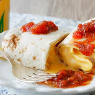 The Ultimate Freezer Burritos.